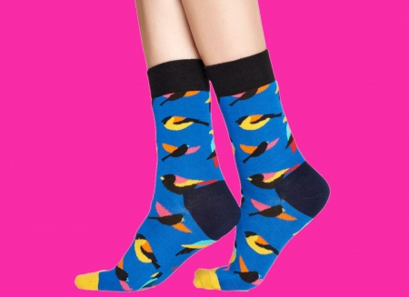 Sosete Happy Socks Bird0