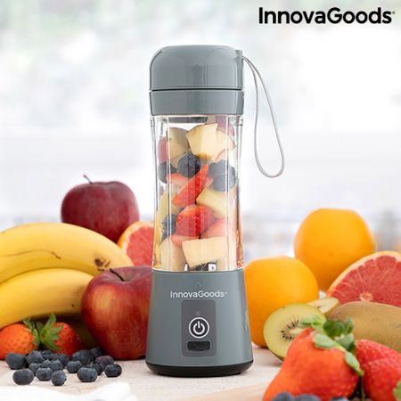 Sticla cu blender portabil Shake it up0