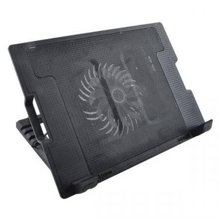 Suport laptop reglabil cu ventilator de racire LED2