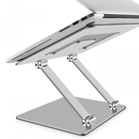 Suport masuta laptop pliabil si reglabil, din aluminiu [7]