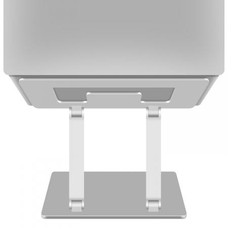 Suport masuta laptop pliabil si reglabil, din aluminiu [8]