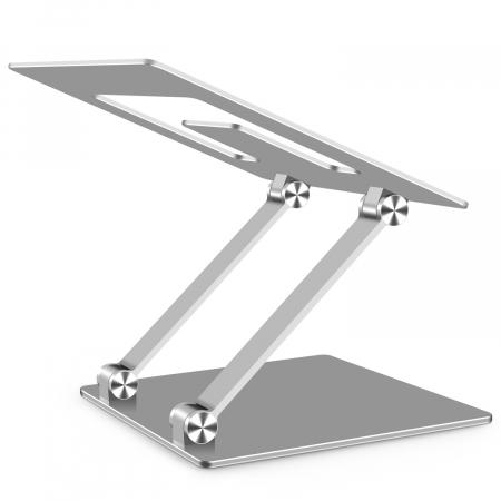 Suport masuta laptop pliabil si reglabil, din aluminiu [11]