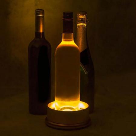 Suport pentru sticla iluminator0