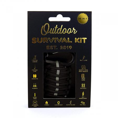 Survivor kit de buzunar, 15 in 1 [3]