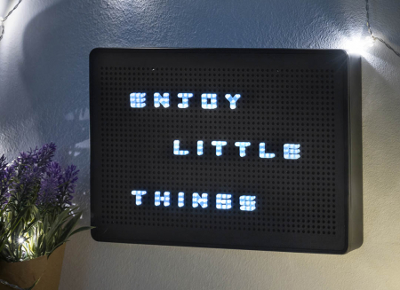 Tabla pentru mesaje personalizate0