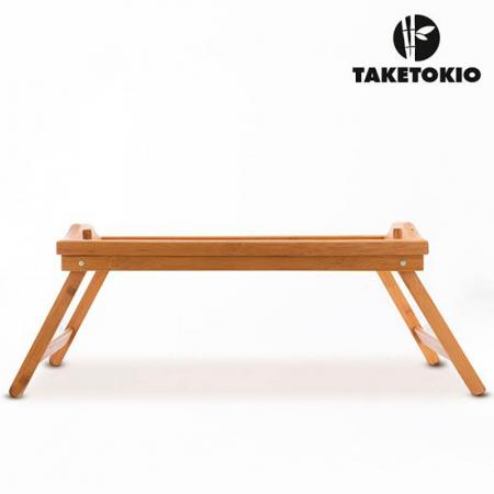 Tava din bambus Servire cu rasfat2
