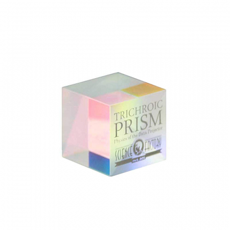 Trichroic Prism Spectacol stiintific de culoare5