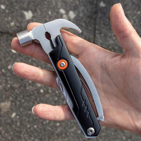 Unealta multifunctionala de buzunar 10 in 1, Excalibur Hammer0