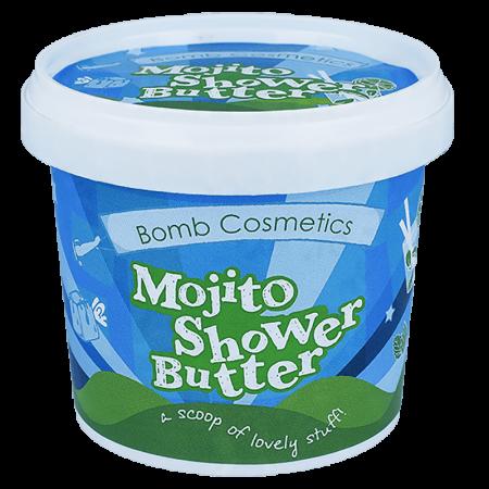 Unt de corp pentru dus Cocktail Mojito Bomb Cosmetics2