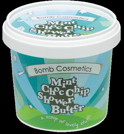Unt de corp pentru dus Menta Bomb Cosmetics2