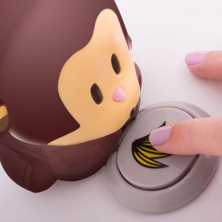 Uscator de unghii Funky Monkey0