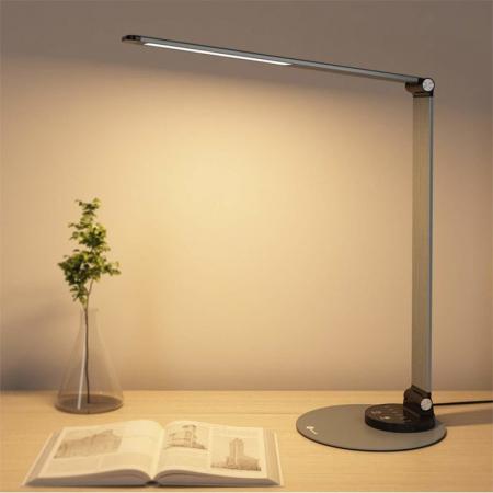 Veioza LED TaoTronics 3 moduri de iluminare 550 lm0