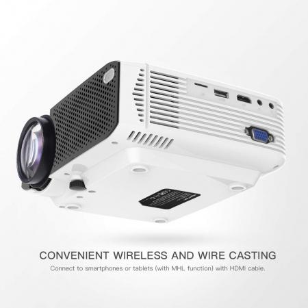 Videoproiector Apeman LC350, 3500 Lumeni7