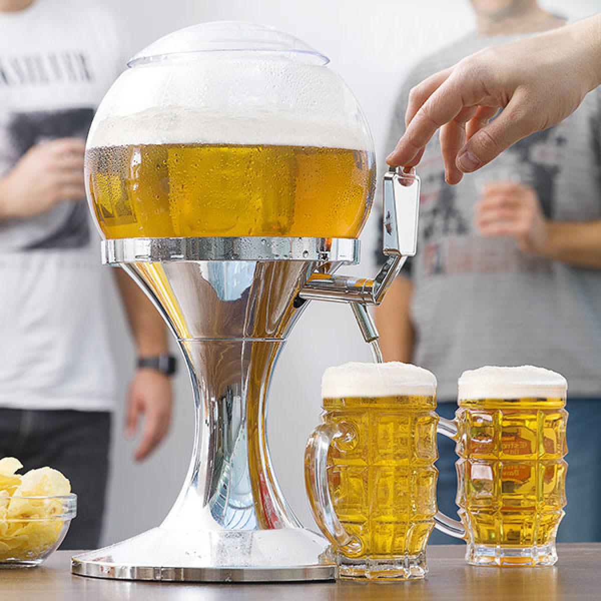 Dozator bauturi Trofeul cu bere
