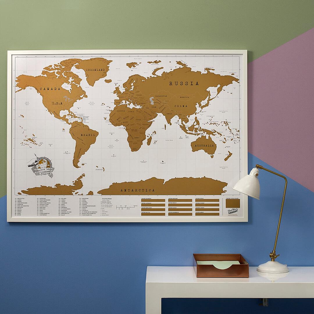 Harta razuibila XL - Originala Luckies