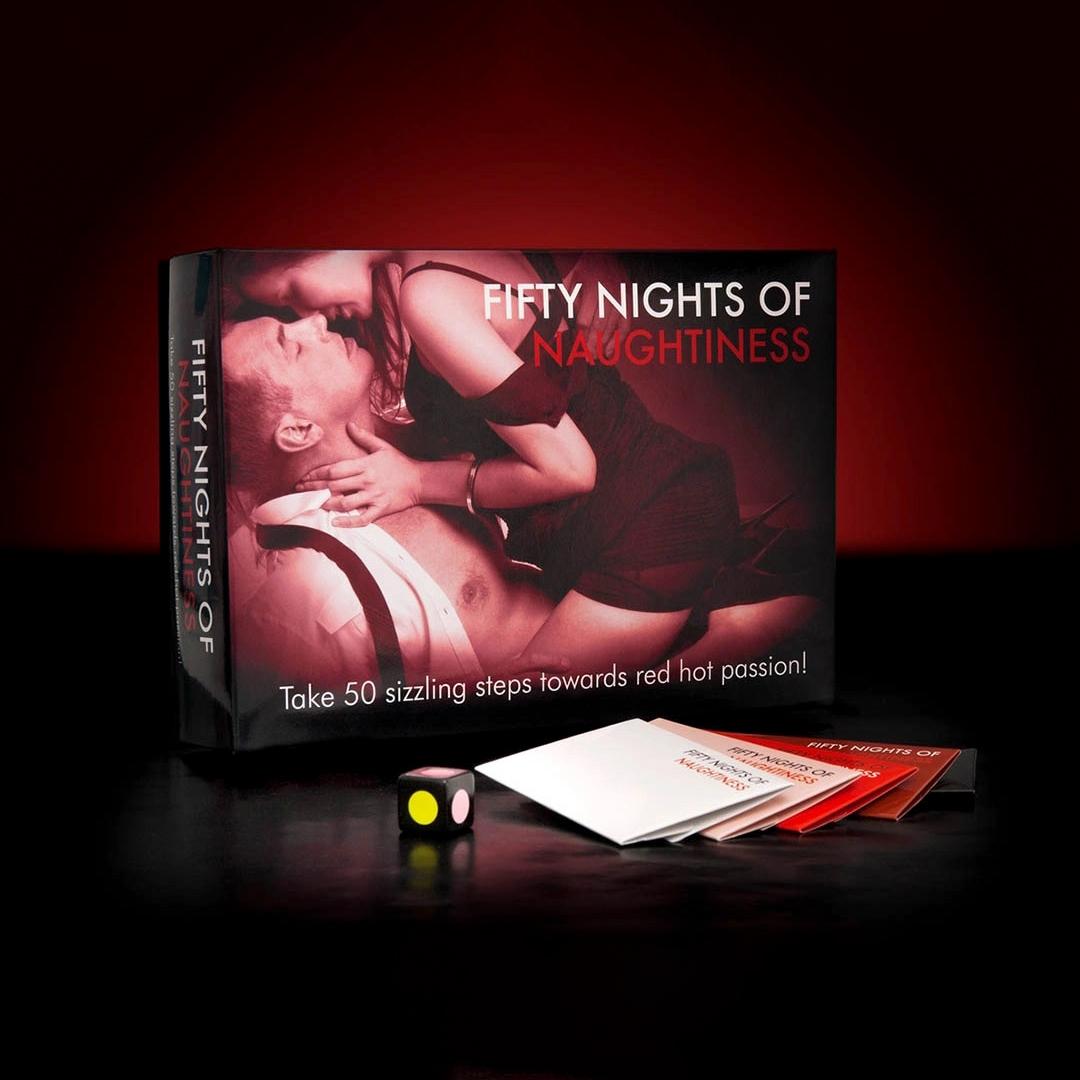 Joc erotic Fifty Nights of Naughtiness