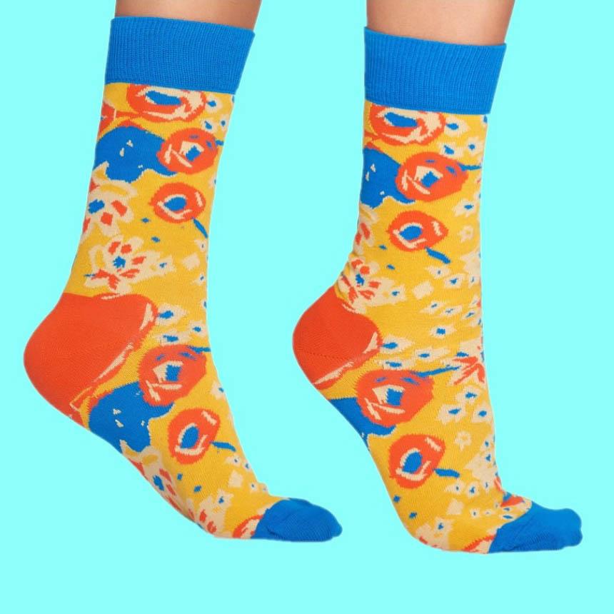 Sosete Happy Socks colorate Wiz Khalifa