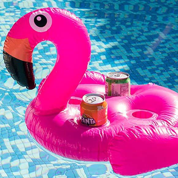 Suport 4 Pahare Flamingo