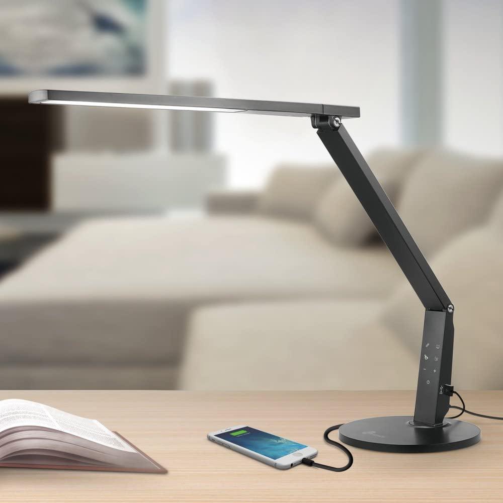 Veioza LED TaoTronics 4 moduri iluminare 600 lm