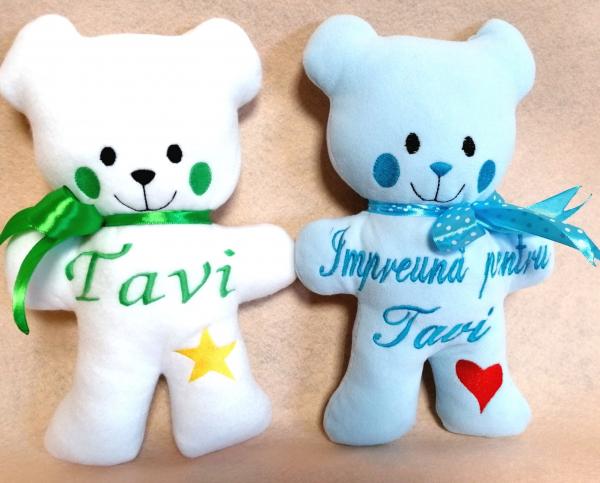 Jucarie de plus personalizata Teddy Bear [1]