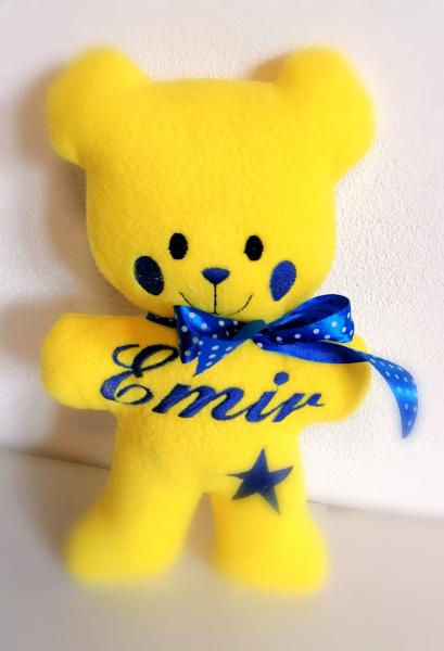 Jucarie de plus personalizata Teddy Bear [8]