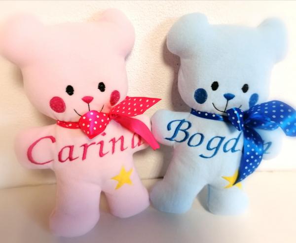 Jucarie de plus personalizata Teddy Bear [9]