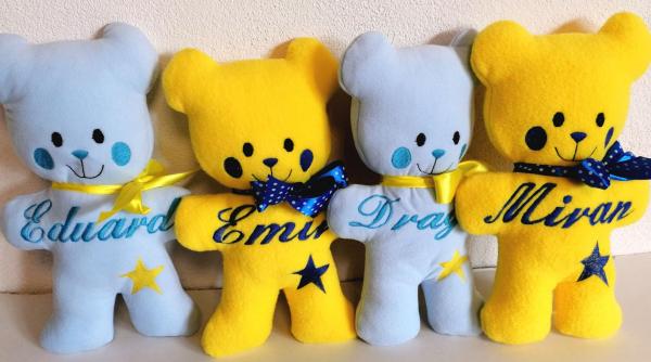 Jucarie de plus personalizata Teddy Bear [10]