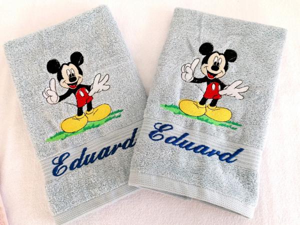 Prosop personalizat pentru gradinita Mickey Mouse [0]