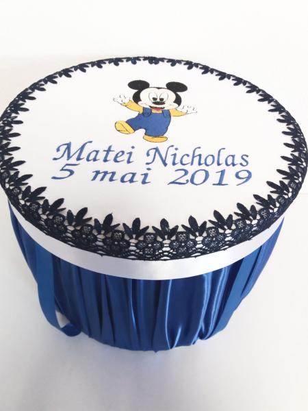 Cutie trusou botez Mickey Mouse [0]