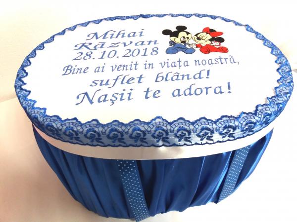 Cutie trusou botez Mickey & Minnie [0]