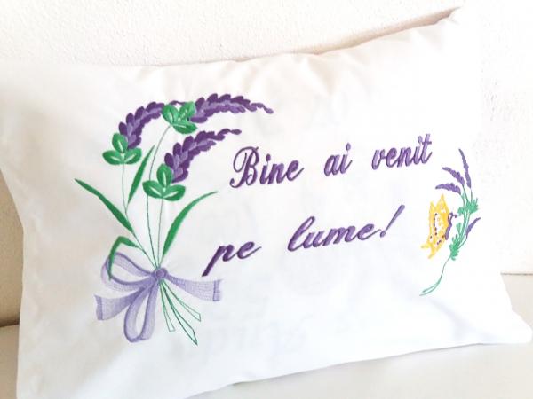 Perna bebe personalizata Provence [0]