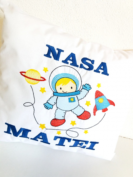 Perna bebe personalizata NASA [1]
