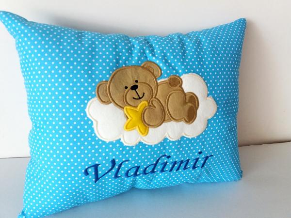Perna bebe personalizata Teddy Bear [0]