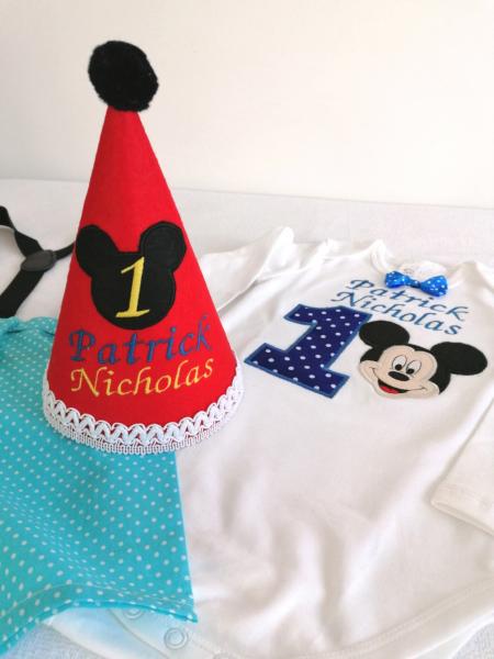 Set aniversar 1 an Mickey Mouse [0]