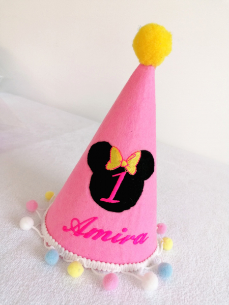Set aniversar 1 an Minnie Mouse [1]