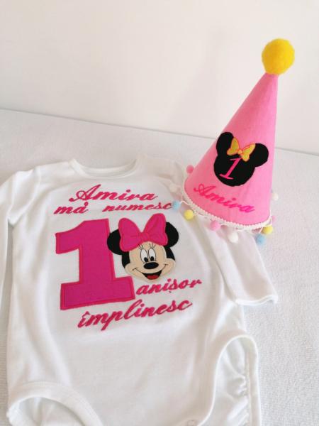 Set aniversar 1 an Minnie Mouse [2]