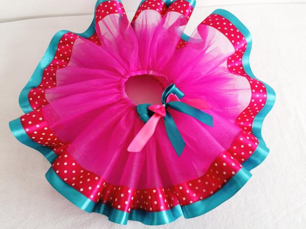 Set tutu aniversar Little Ballerina [3]