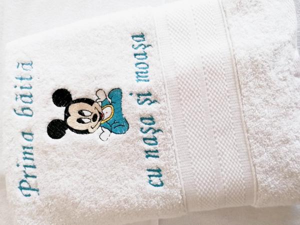 Trusou botez personalizat Mikey Mouse [3]