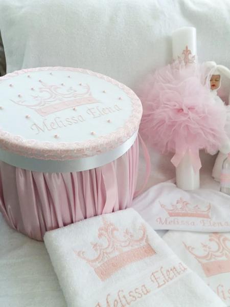 Trusou botez personalizat Princess [3]