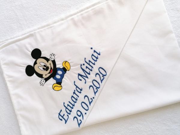 Trusou botez personalizat, complet Mickey [2]