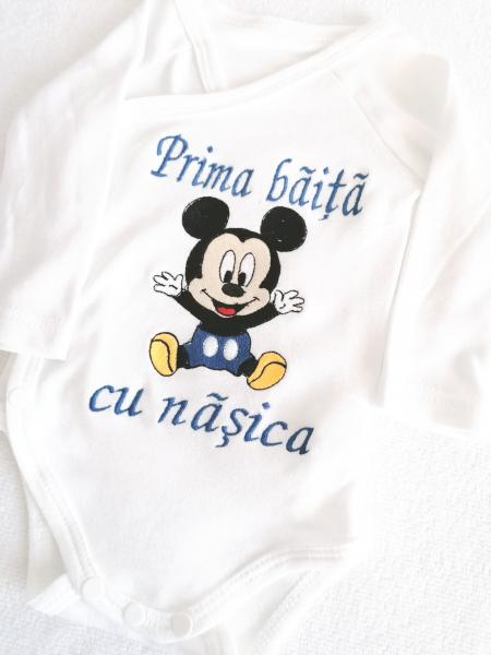 Trusou botez personalizat, complet Mickey [6]