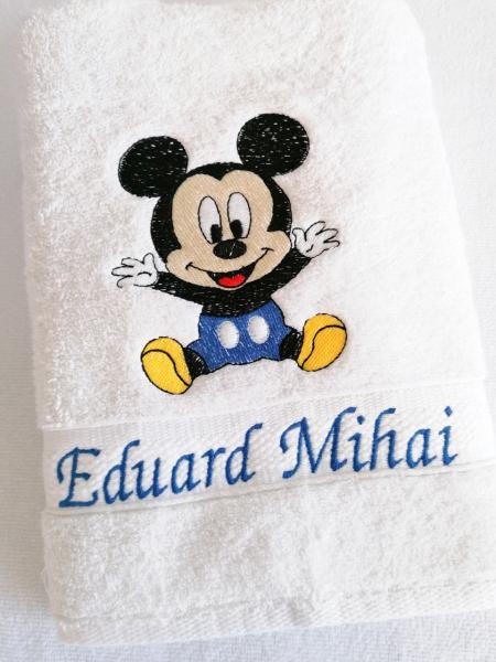 Trusou botez personalizat, complet Mickey [3]