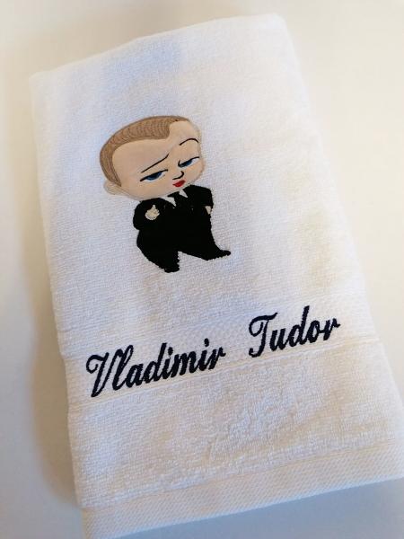 Trusou botez personalizat complet Teddy Bear Matelot [5]