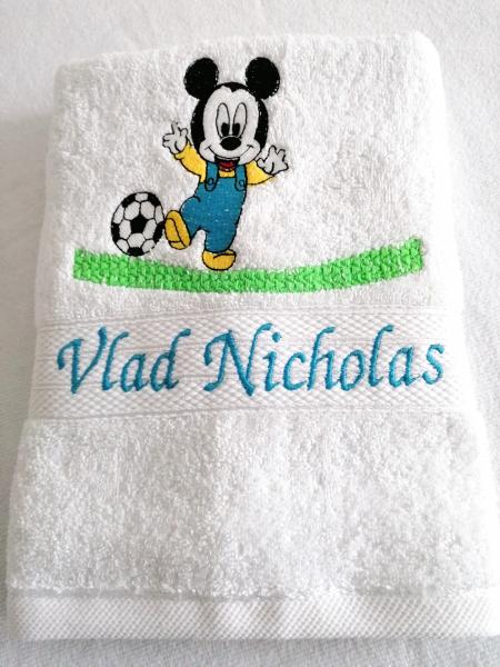 Trusou botez personalizat Mickey Mouse [10]