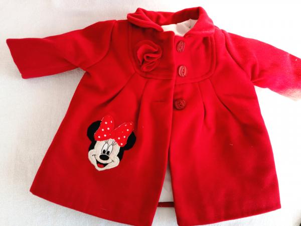 Trusou botez personalizat complet Minnie Mouse [1]