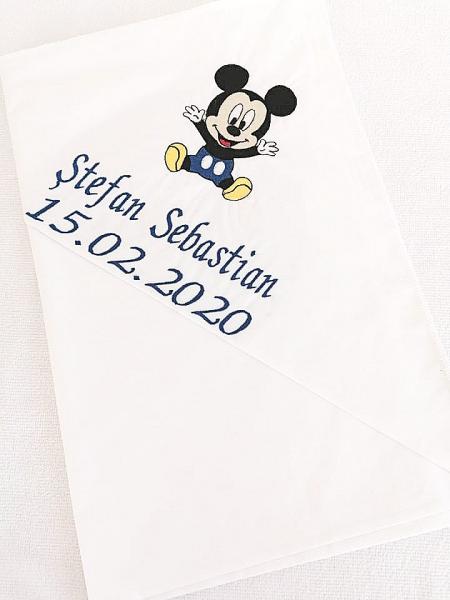 Trusou botez personalizat 9 piese Mickey Mouse [3]