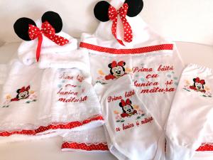 Set Personalizat Prima Baita Minnie Mouse [0]