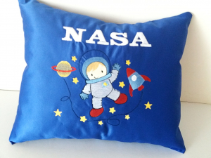 Perna bebe personalizata NASA [0]