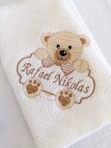 Trusou botez complet Teddy [7]