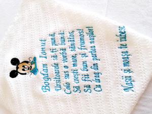 Trusou botez personalizat Mikey Mouse [4]